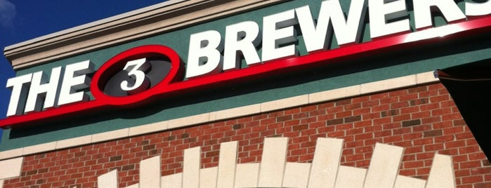 The 3 Brewers is one of Kanata.