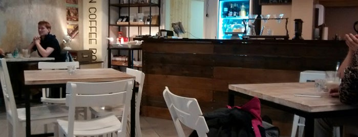Uptown Coffee Bar is one of Coffee to drink in CNW Europe.