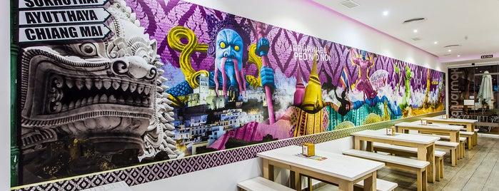 PadThaiWok ibiza is one of PadThaiWok Restaurantes.