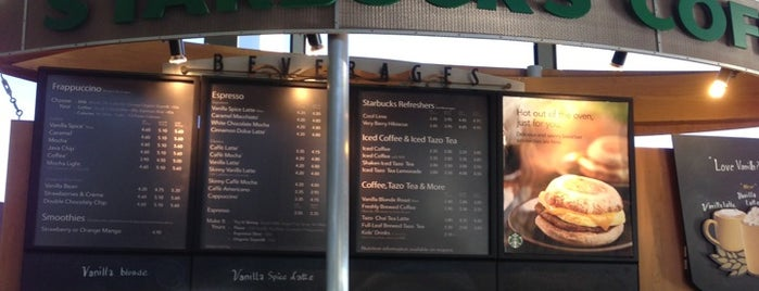 Starbucks is one of All-time favorites in USA.