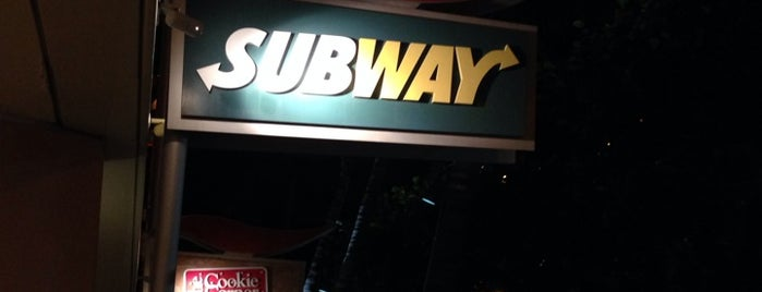 Subway Waikiki is one of Favorites, Waikiki.
