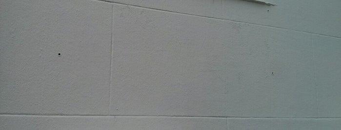 Banksy Mural: 'Glitter Glasses' Rat is one of SF + Play.