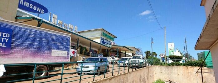 Nakumatt Meru is one of Visited places.