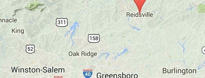 Reidsville, NC is one of North Carolina.