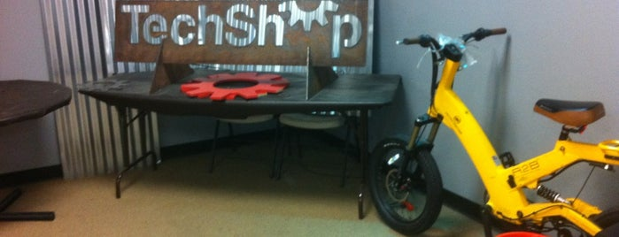 TechShop is one of SF to-do.