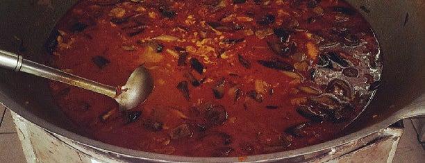 Restoran Masjidil Ikan Bakar is one of Top 10 restaurants when money is no object.