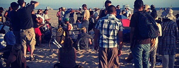 Venice Beach Drum Circle is one of Before you leave LA, you must....