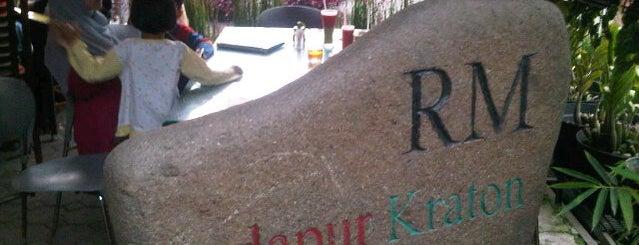RM. dapur Kraton is one of Napak Tilas Perjalanan N9.