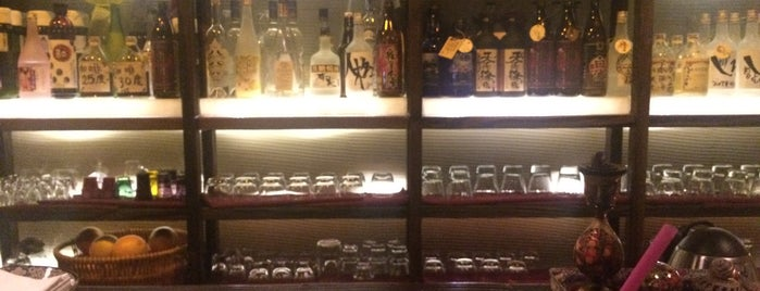 Mokkos Bar is one of Shanghai.