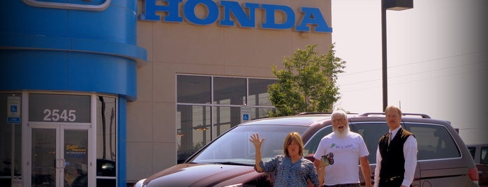 Eisinger Honda is one of All-time favorites in United States.
