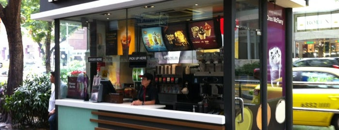 McDonald's/McCafe is one of Top picks for Fast Food Restaurants.