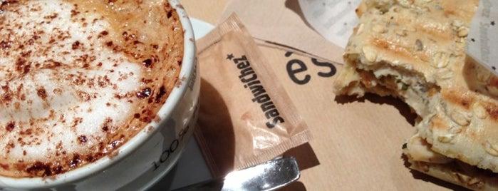 SandwiChez is one of Cosy coffees.