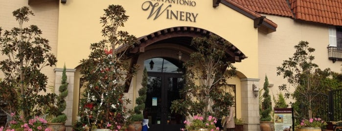 San Antonio Winery is one of Top 10 favorites places in Los Angeles, CA.