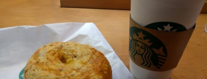 Starbucks is one of LIFE IN SEATTLE, WA!!.