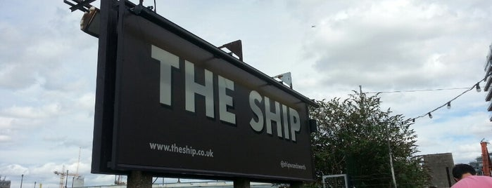 The Ship is one of London Restaurants.