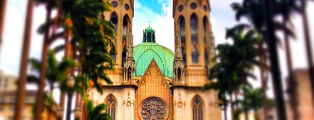 Catedral da Sé is one of Locais para ir em Sampa.