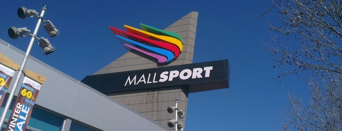 Mall Sport is one of Malls en Santiago de Chile.