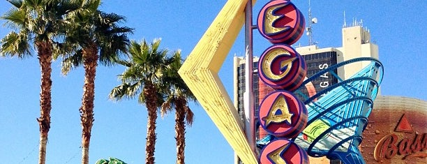 Downtown Las Vegas is one of A local's guide: 48 hours in Las Vegas, NV.