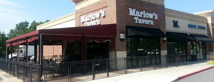Marlow's Tavern is one of Best Restaurants.