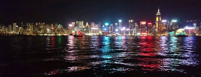 Tsim Sha Tsui 尖沙咀 is one of Places I've been to....