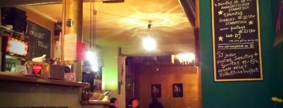 Café Morgenrot is one of Berlin.