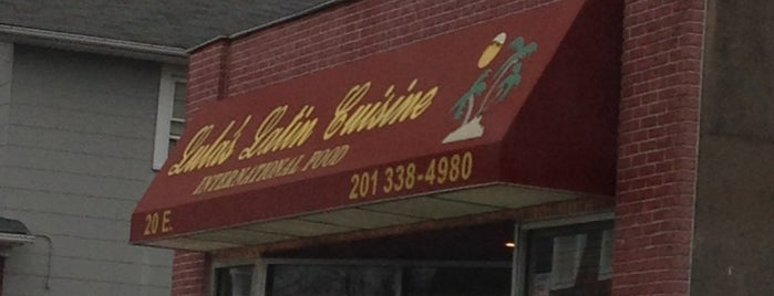 Lula's Latin Cuisine is one of Food.