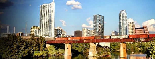 Lady Bird Lake Trail is one of places every Austinite should go.