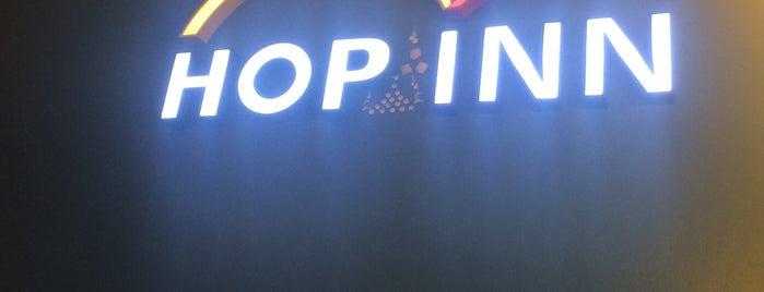 Hop Inn (โรงแรม ฮ็อป อินน์ นครราชสีมา) is one of Hotel.