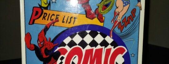 Comic Planet is one of Donde comer y dormir en cordoba.