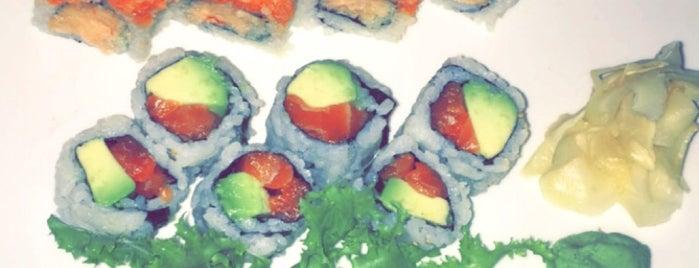 Sushi Hana is one of Bento (NY).