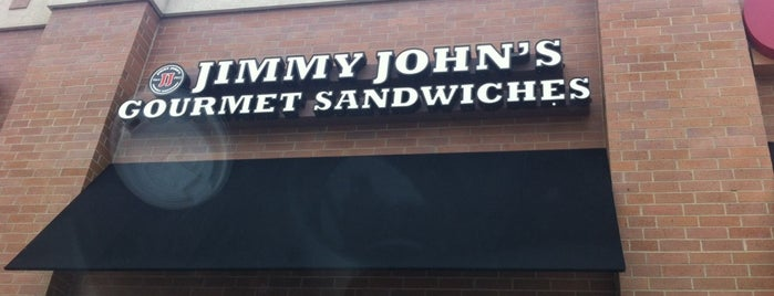 Jimmy Johns is one of favorites.