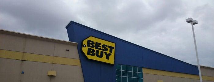Best Buy is one of Free WIFI Hot Spots in Durham Region.