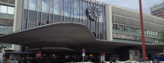 H Hauptbahnhof is one of München Tramlinie 17.