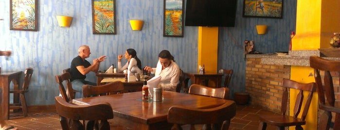 Agave Azul is one of 9 favorite restaurants.