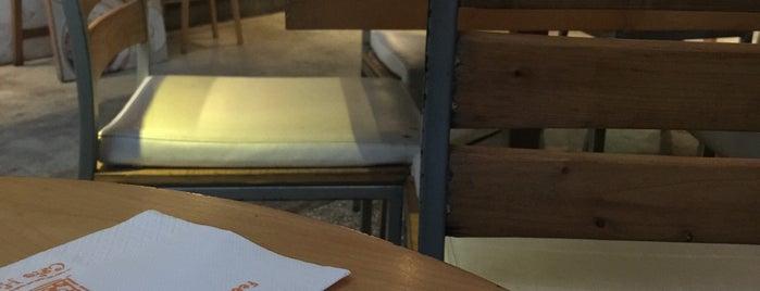 Café Halaman is one of Must-visit in PVJ.
