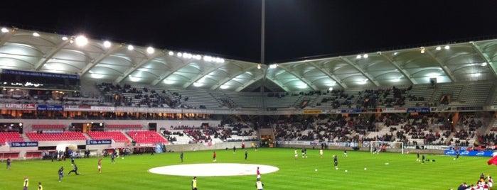 Stade Auguste Delaune is one of Stades de Ligue 1.