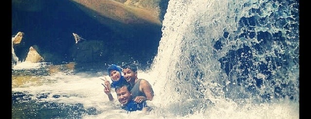 Air Terjun Sekayu is one of All-time favorites in Malaysia.