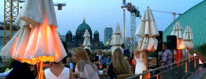 Dachterrasse | Hotel de Rome is one of Rooftop Bars in the World.