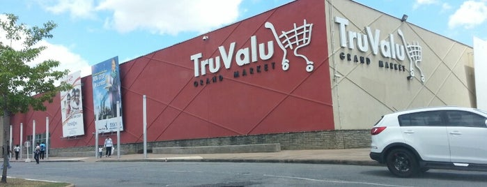 Tru Valu Supermarket - Trincity is one of GURU SNACKS OUTLETS.