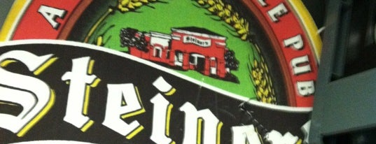 Steiner's Pub is one of Las Vegas City Guide.