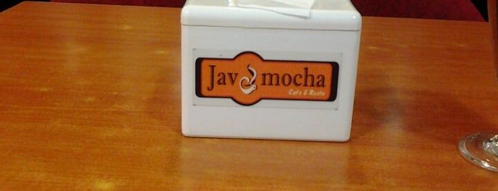 Java Mocha Cafe & Resto is one of Must-visit Food in Surabaya.