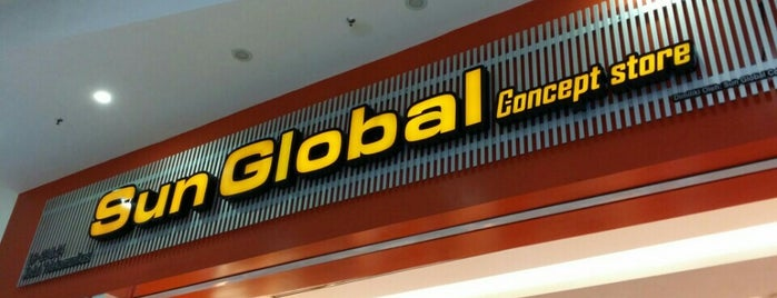 Sun Global is one of Gurney Paragon.