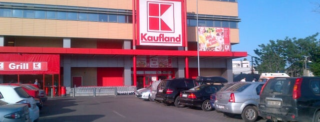 Kaufland is one of Guide to Bucharest's best spots.