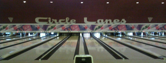 Circle Bowling Lanes is one of Oak Park Places.
