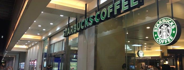 Starbucks Coffee ルミネ荻窪店 is one of Starbucks Coffee (東京23区:千代田・中央・港以外).