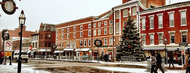 Market Square is one of Must-visit Great Outdoors in Portsmouth.
