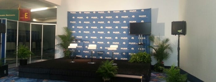 NAMM Press Room is one of Favorites.