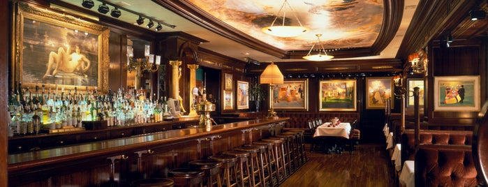 Old Ebbitt Grill is one of Man v Food Nation.