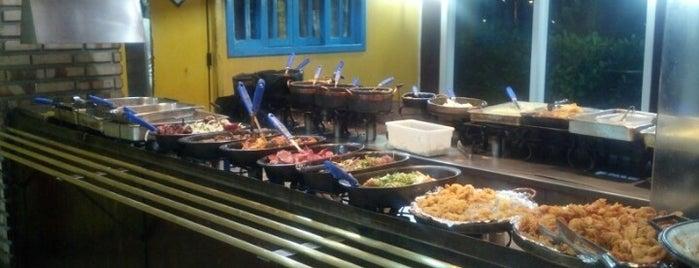 Coração Mineiro is one of Restaurante.