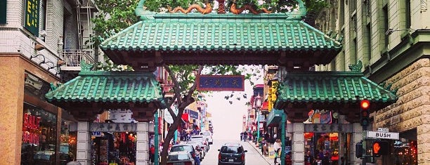 Chinatown Gate is one of All-time favorites in United States.